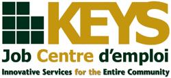 KEYS Job Centre Logo